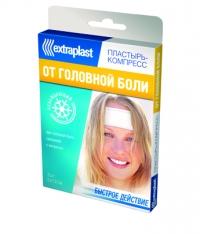 Пластырь-компресс от головной боли