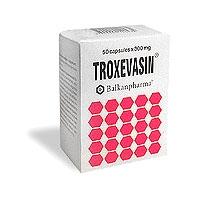 Troxevasin (Троксевазин)