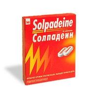 SOLPADEINE (Солпадеин)