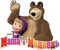 Мультсериал Маша и медведь