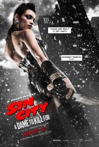 Город грехов 2: Женщина, ради которой стоит убивать (2014)