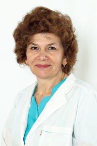 Врач-гинеколог Лапкина Ирина Анатольевна