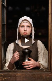 Девушка с жемчужной сережкой (2014)