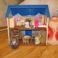 Отзыв о Флоковые игрушки Village Story: Дом