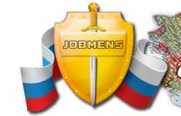 Сайт по поиску работы - JobMens.ru