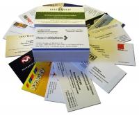 """Печать визиток - """"24 визитки"""""""