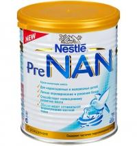 Молочная смесь Nestle Pre Nan