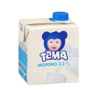 Детское питание Тёма молоко 3,2% отзывы