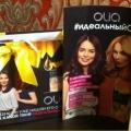 Отзыв о Краска для волос Garnier Olia: шикарная краска!