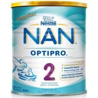Cухая молочная смесь NAN 2 Optipro отзывы