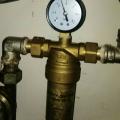 Отзыв о Фибос фильтр для воды: Нормальный фильтр, выполняющий свои функции