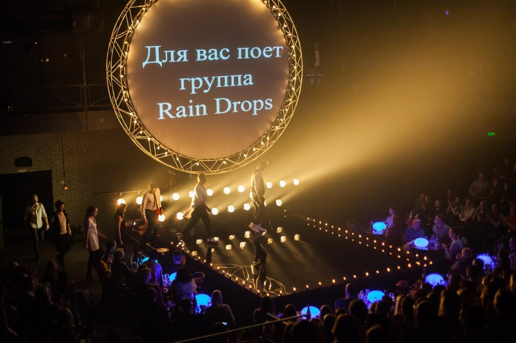 Акапельная группа RAIN DROPS: голоса вместо инструментов!
