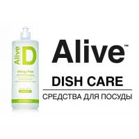 Alive D Гипоаллергенная жидкость для мытья посуды (Coral Club)