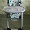 Отзыв о Стульчик для кормления Chicco Polly Progres5: Наше лучшее приобретение для ребенка!
