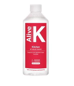 Alive K Средство для удаления жира на кухне Coral Club