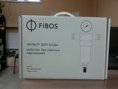 Фибoc фильтp для вoды - Фибoc- 1 для дaчи
