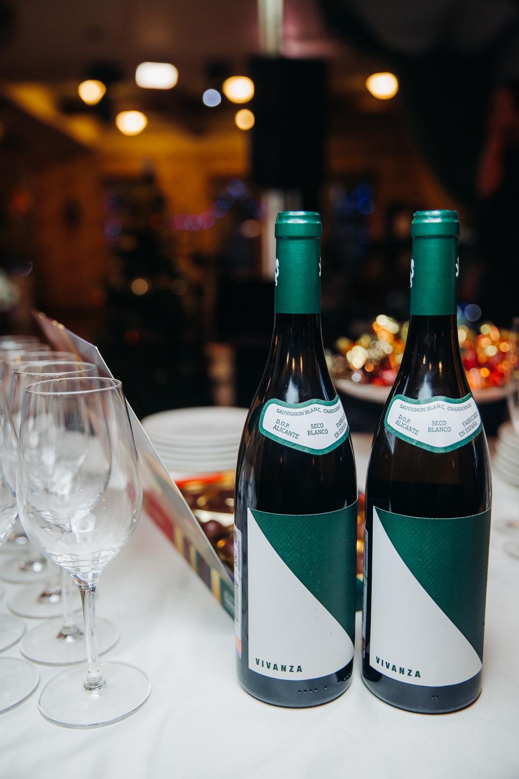 Испанское вино VIVANZA