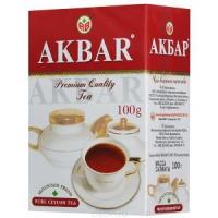 Чай Акбар крупнолистовой отзывы
