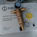 Отзыв о Фибос фильтр для воды: ФИБОС-1