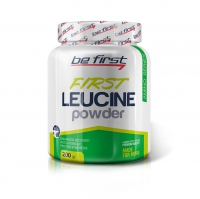 Be first First Leucine Powder