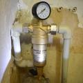 Отзыв о Фибос фильтр для воды: Фибос + углеволоконный фильтр