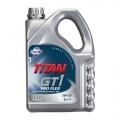 Отзыв о Моторное масло IDEMITSU 5W-30 SN/GF-5: Моторное масло FUCHS Titan GT1