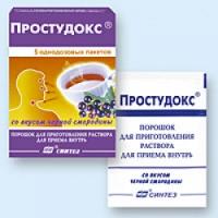 Простудокс (Prostudox) СИНТЕЗ отзывы
