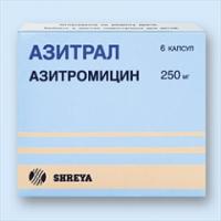 Азитрал (Azitral)