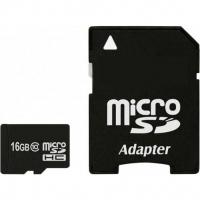 Карта памяти TransFlash 16ГБ MicroSDHC Class 10 Smart Buy