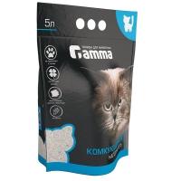 Наполнитель для кошачьих туалетов Gamma