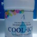 Отзыв о Original Маска альгинатная охлаждающая успокаивающая Cool-Ice Modeling Mask: Корейская, альгинатная, успокаивающая маска Cool-Ice Modeling Anskin