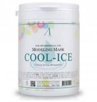 Original Маска альгинатная охлаждающая успокаивающая Cool-Ice Modeling Mask