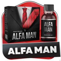 Alfa Man капли для повышения потенции