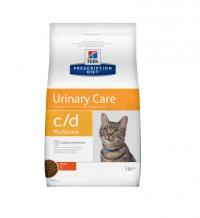 Корм для кошек Hill's Prescription Diet c/d Multicare Urinary Care