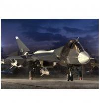Переброска истребителей Су-57 в Сирию