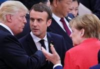Трамп, Меркель и Макрон обсудили заявления Путина о развитии ядерного оружия