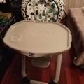 Отзыв о Стульчик для кормления Chicco Polly Progres5: Незаменимый стульчик для кормления!