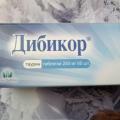 Отзыв о Дибикор: Дибикор отлично помогает снизить холестерин плюс...а плюсы в отзыве.