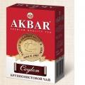 Отзыв о Акбар (Akbar) Цейлон с медалью: вкусный чай