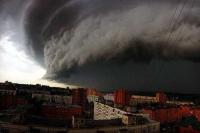 Ураган в Москве 21.04.2018 года