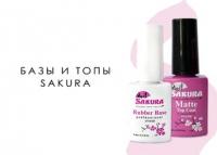 Гель для наращивания ногтей ТМ SAKURA отзывы
