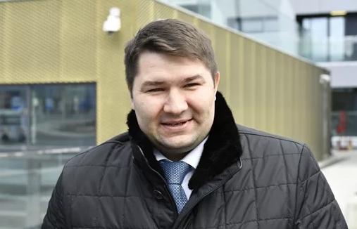 Андрей Середнев заместитель министра транспорта