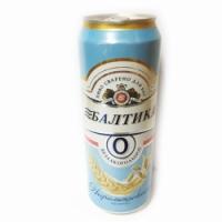 Балтика 0 пшеничное пиво