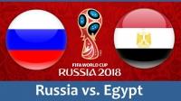 Россия vs Египет. ЧМ 2018