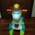 Отзыв о Лошадка-качалка Chicco Baby Rodeo: Лучше качалки и быть не может)