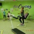 Отзыв о FitCurves Фитнес клуб: Удобный график тренировок
