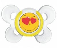 Пустышка Chicco Physio Comfort Smile