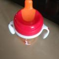 Отзыв о Поильник Chicco Training Cup: доче удобно пить из поильника