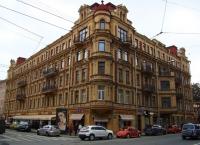 Гостиница Петроградская