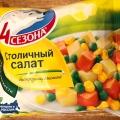 Отзыв о Столичный салат 4 Сезона: Простой и очень легкий вкус!